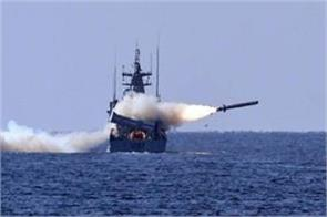 pakistan navy successfully tests anti ship missiles