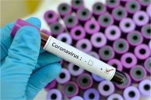 coronavirus positive case