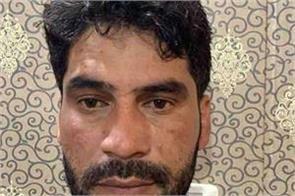 punjab police arrested hizbul mujahideen terrorist