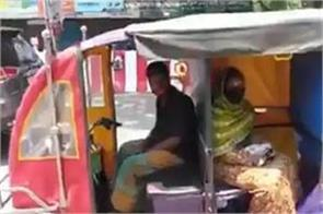 rickshaw design changed to save from corona anand mahindra made a big offer