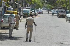 corona infected delhi policemen will now get only 10 thousand rupees