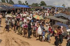 corona detected in rohingya refugee camp in bangladesh