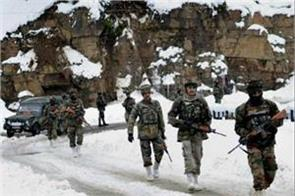 china obstructing patrolling of indian troops at loc