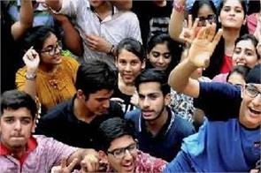 gseb hsc results 2020 declared on pass percentage at 71 34