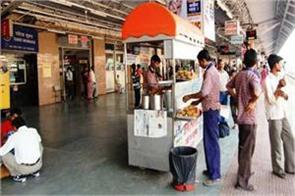 food and drink shops will open at railway stations