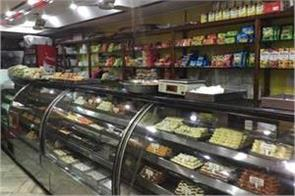 chandigarh sweets shops association appeals to administration