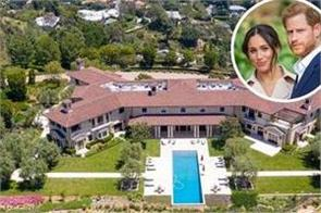 meghan and harry are living in tyler perry s 18 million hilltop