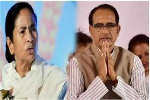 cm shivraj writes mamta banerjee return stranded migrant laborers indore