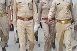 sho of jamia police station infected coronavirus