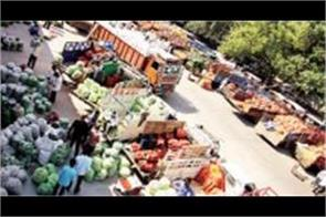 vendors of panchkula and mohali could also enter vegetable market