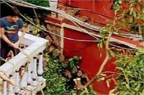 amfan storm caused havoc tree collapsed ganguly house dada engaged