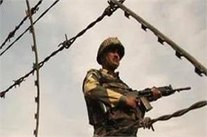 firing near loc in poonch by pakistan