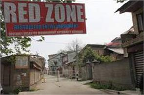why kathua include in red zone