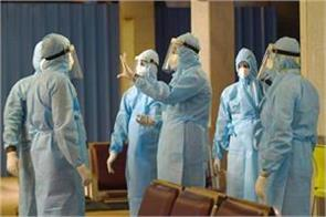 maharashtra gujarat increases tension corona patients in delhi crosses 10 000