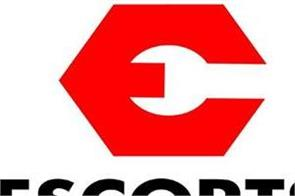 escorts fourth quarter net profit up 10 to rs 128 crore
