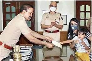 mumbai police fans of 3 year old kabir