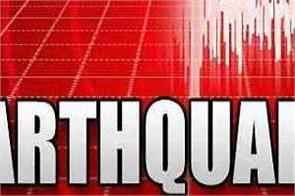 earthquake again in delhi ncr