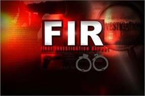 drunken youth killed bike in barricade case registered