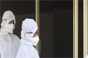 corona virus aims docter post mortem