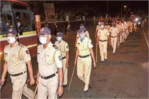 maharashtra number of corona infected policemen reached 1809