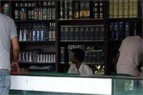 liquor shops opening in delhi during lockdown 3