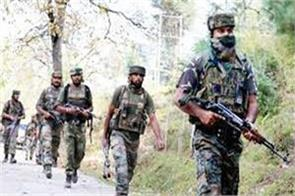 search operation in kashmir kulgam by army