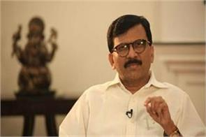 american president brought corona to india sanjay raut