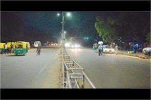 underpass administration will conduct traffic topographical survey