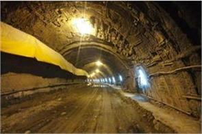 chardham project bro built 440 meter long tunnel on rishikesh dharsu road