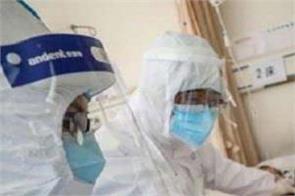 lockdown corona virus discharged elderly woman