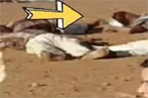 when the dead soldier became alive inside this scene of mahabharata