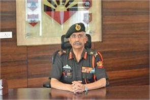 army chief narwane arrives in ladakh amid tension on lac