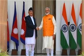 nepal showing attitude yet india played friendship