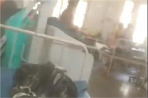 mumbai corona patients being treated among dead bodies