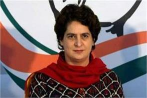 bjp trying to topple maharashtra government priyanka