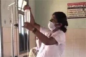 lockdown corona virus pregnant nurse karnataka