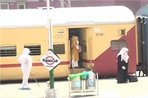 special train reach udhmpur from bengluru