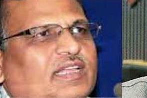 satyendra jain clarification on kapil mishra allegations