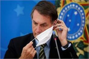 brazilian court order to president bolsonaro submit corona report