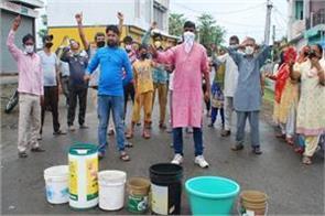 slogans against phe dept in kathua