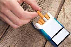 tobacco sale on double price in lockdown