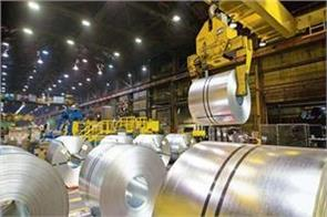 lockdown blowout 38 decline in production of core sector industries