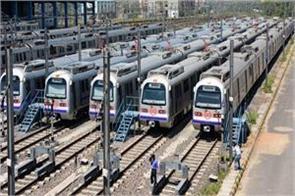corona crisis delhi metro runs for corona warriors even in lockdown