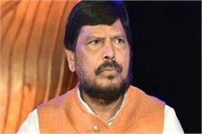 ramdas athawale said  lockdown in the country to be extended till may 30