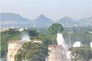 what happened in the visakhapatnam gas leak incident know update