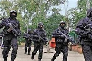 corona virus overshadowed by commando team nsg medical staff infected