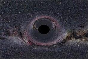 scientists discovered black hole closest to earth