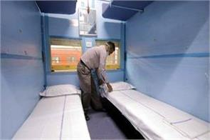 railways will use coaches replaced in isolation wards in special trains