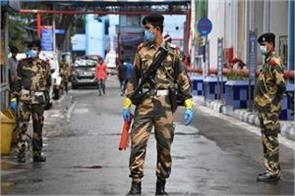 12 bsf jawans and corona positive found in tripura