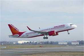 air india starts booking special flights to usa uk and singapore